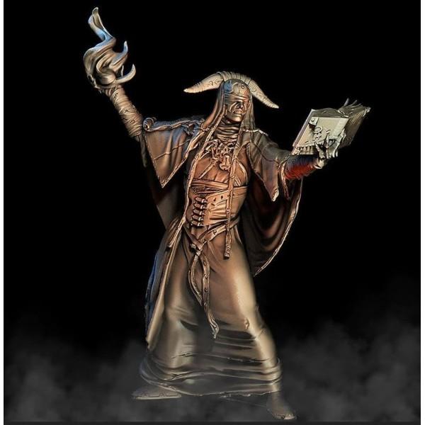 3D Printed - Archvillain Games - Cult Leader