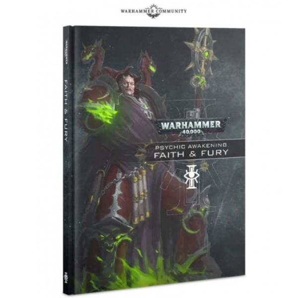 Warhammer 40K - Psychic Awakening - Book II - Faith and Fury