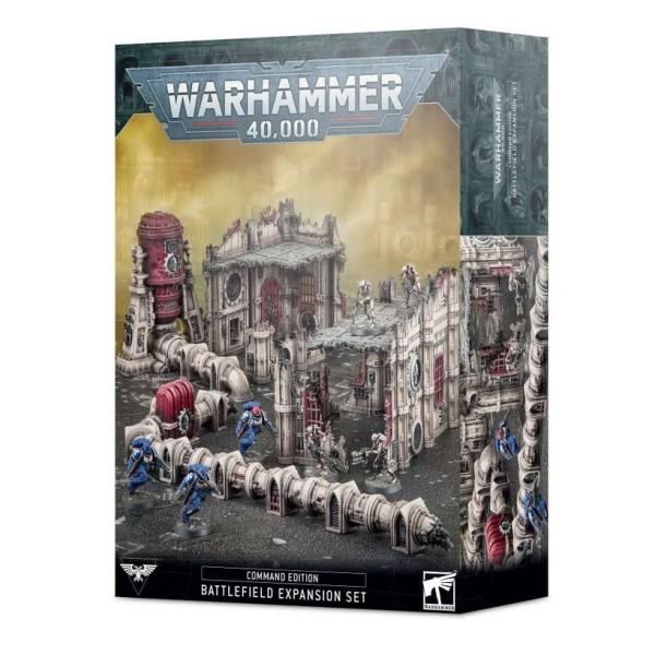 Warhammer 40K - Command Edition - Battlefield Expansion Set