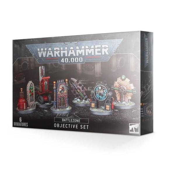 Warhammer 40K - Battlezone Objective Set