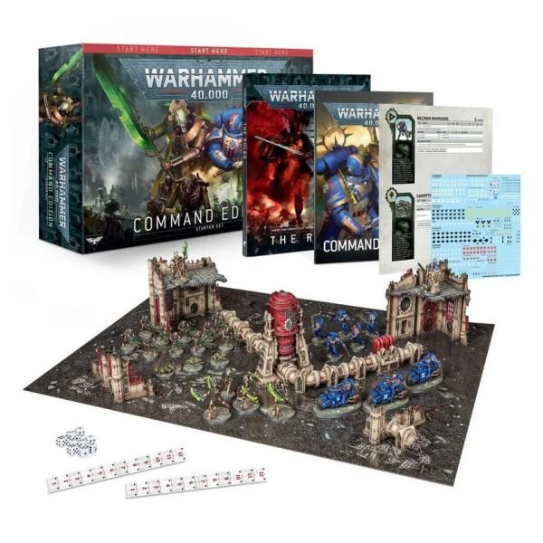 Warhammer 40K - Starter Set - Command Edition