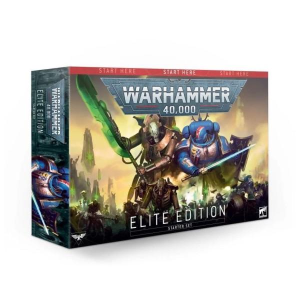 Warhammer 40K - Starter Set - Elite Edition