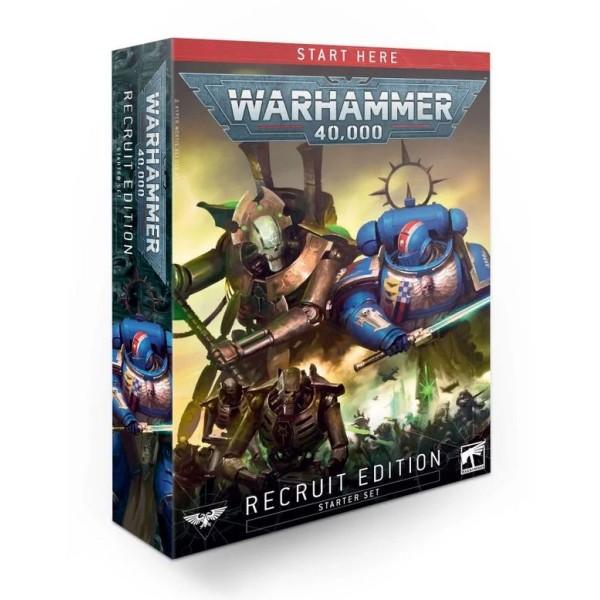 Warhammer 40K - Starter Set - Recruit Edition