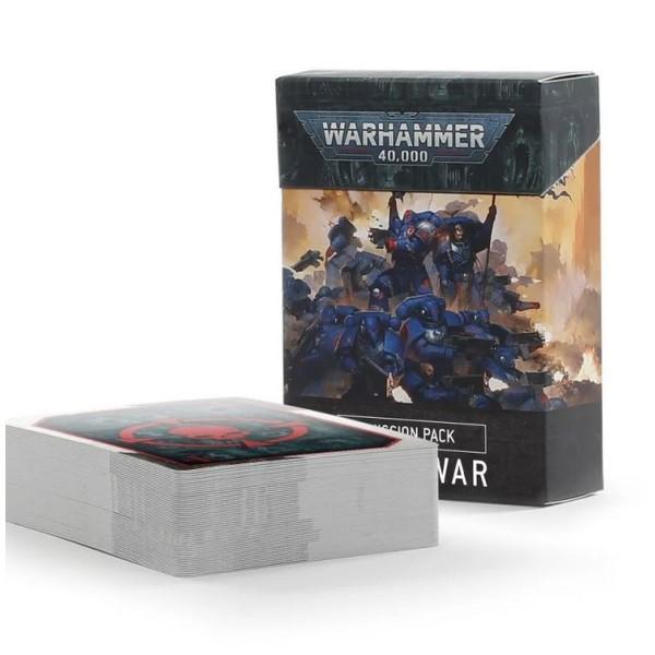 Warhammer 40K - Open War Mission Pack