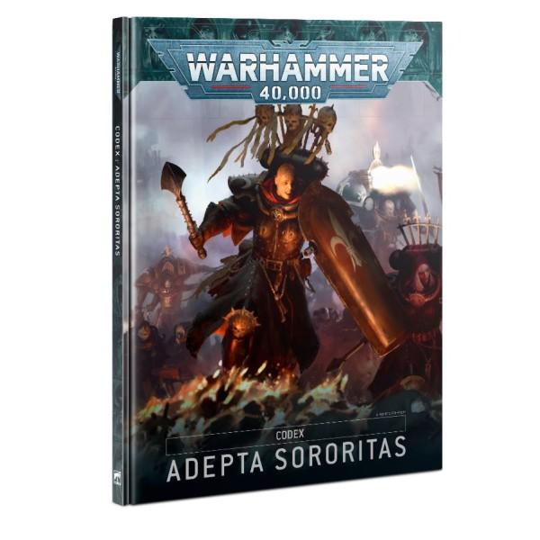 Warhammer 40K - Codex - Adepta Sororitas (2021)