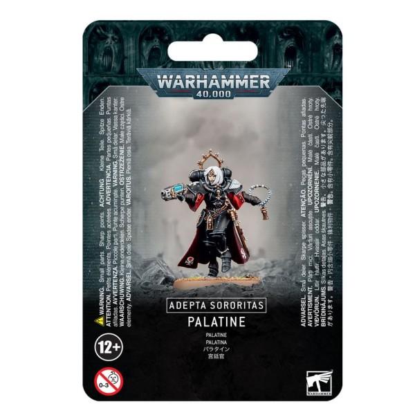 Warhammer 40K - Adepta Sororitas - Palatine