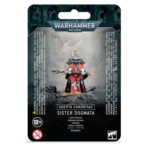 Warhammer 40K - Adepta Sororitas - Sister Dogmata