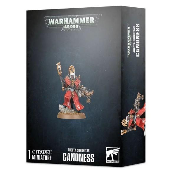 Warhammer 40K - Adepta Sororitas - Canoness