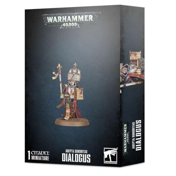 Warhammer 40K - Adepta Sororitas - Dialogus