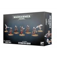 Warhammer 40K - Adepta Sororitas - Retributor Squad