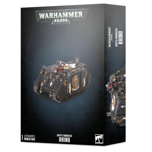 Warhammer 40K - Adepta Sororitas - Rhino