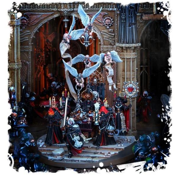 Warhammer 40K - Adepta Sororitas - The Triumph of Saint Katherine