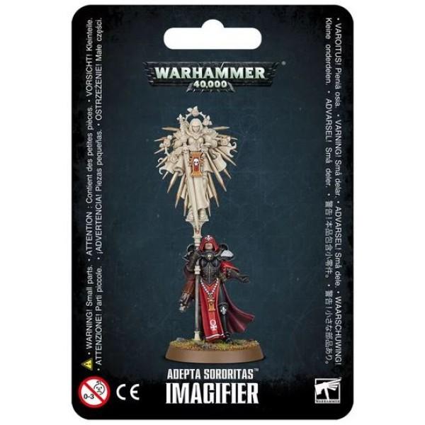 Warhammer 40K - Adepta Sororitas - Imagifier