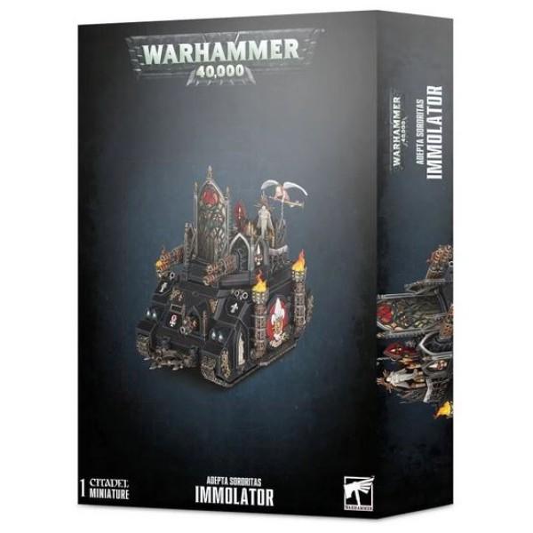 Warhammer 40K - Adepta Sororitas - Immolator
