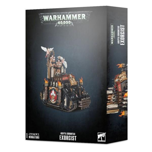 Warhammer 40K - Adepta Sororitas - Exorcist