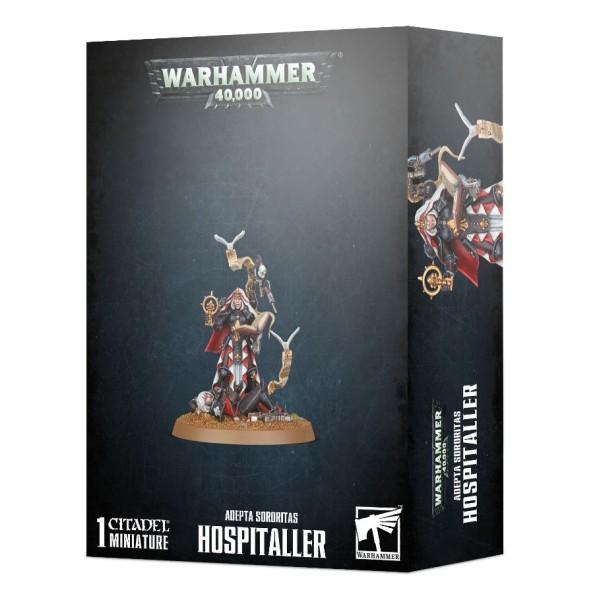 Warhammer 40K - Adepta Sororitas - HOSPITALLER