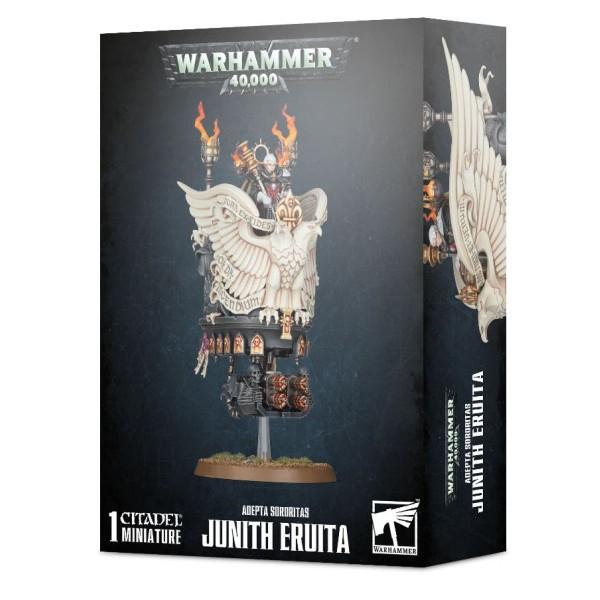 Warhammer 40K - Adepta Sororitas - JUNITH ERUITA