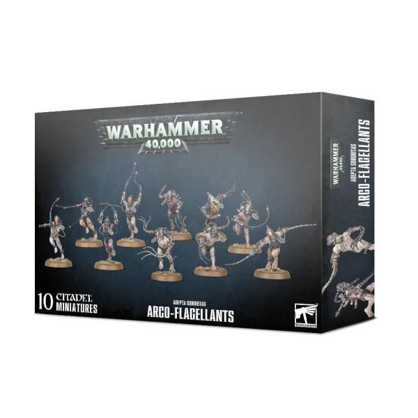 Warhammer 40K - Adepta Sororitas - ARCO-FLAGELLANTS