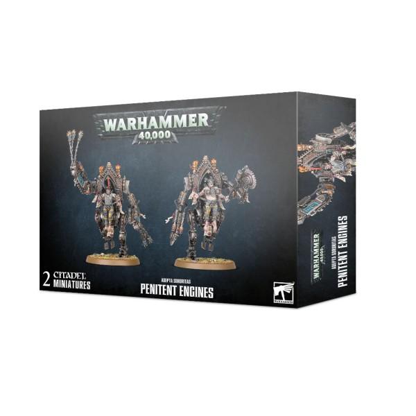 Warhammer 40K - Adepta Sororitas - PENITENT ENGINES