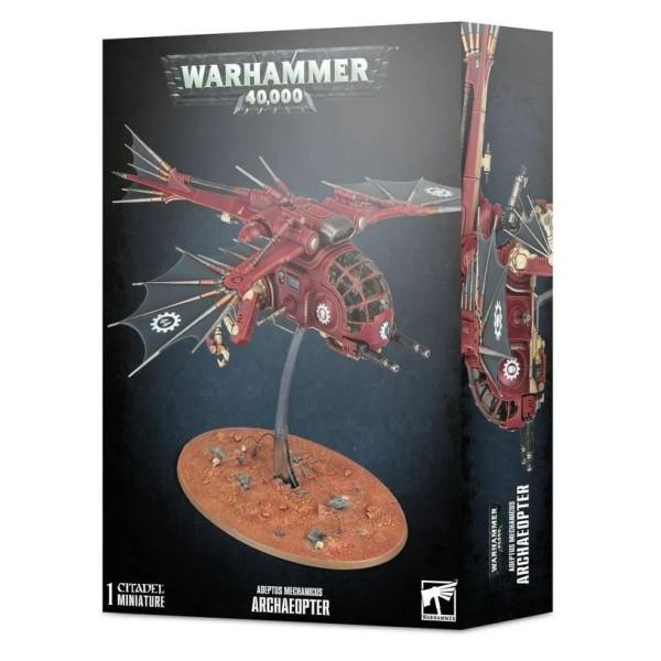 Warhammer 40K - Adeptus Mechanicus - ARCHAEOPTER
