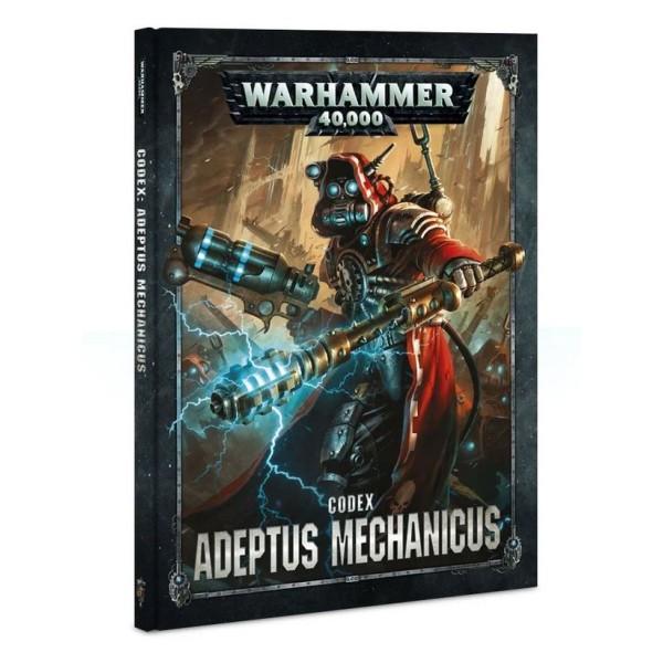 Warhammer 40K - Codex - Adeptus Mechanicus (Clearance)