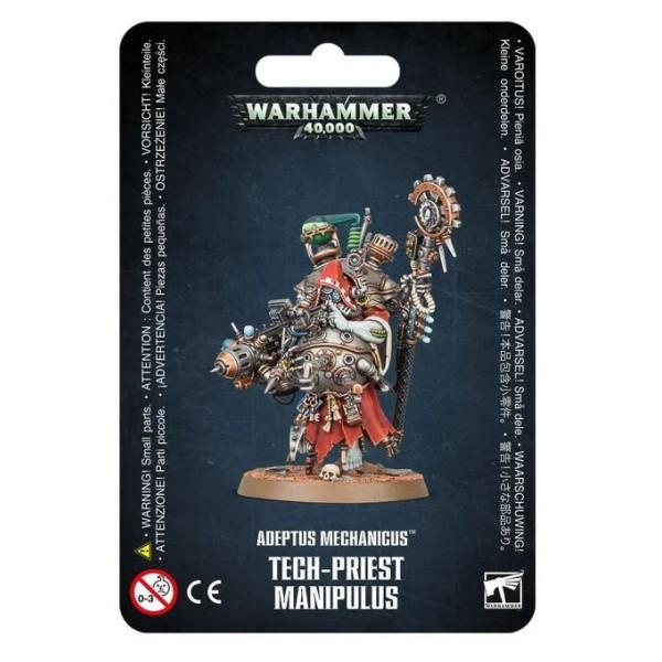 Warhammer 40K - Adeptus Mechanicus - Tech-Priest MANIPULUS