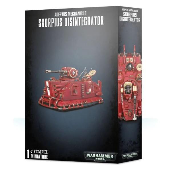 Warhammer 40K - Adeptus Mechanicus - Skorpius Disintegrator