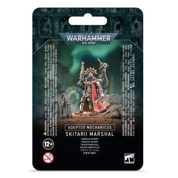 Warhammer 40K - Adeptus Mechanicus - Skitarii Marshal
