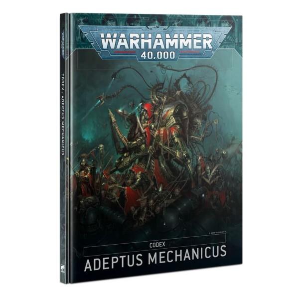 Warhammer 40K - Codex - Adeptus Mechanicus (2021)