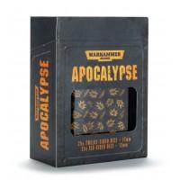 Warhammer 40K - Apocalypse Dice Set