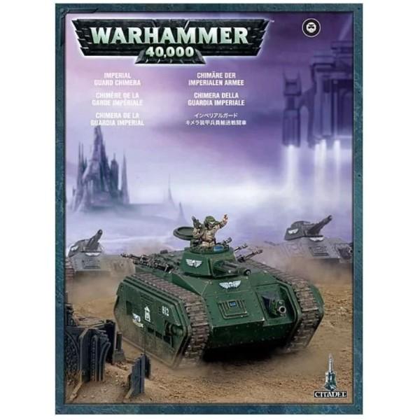 Warhammer 40k - Astra Militarum: Chimera