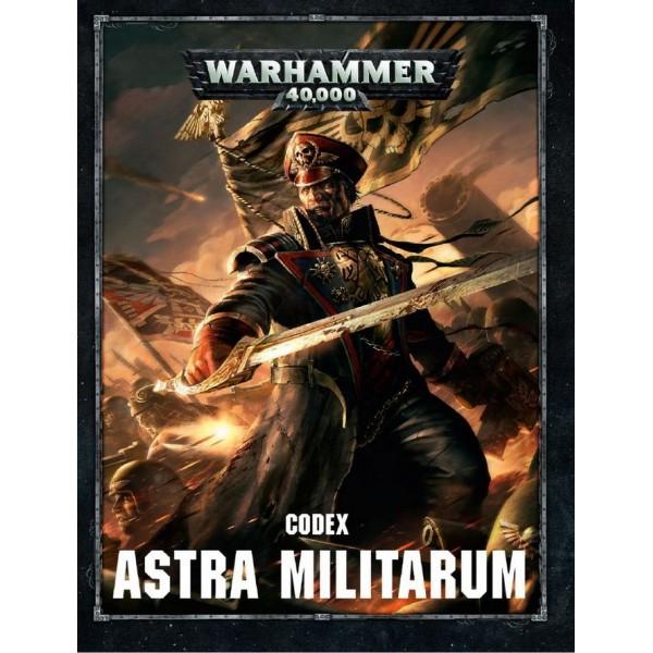 Warhammer 40K - Codex - Astra Militarum
