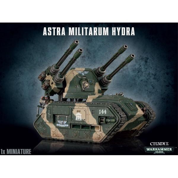 Warhammer 40k - Astra Militarum - Hydra / Wyvern