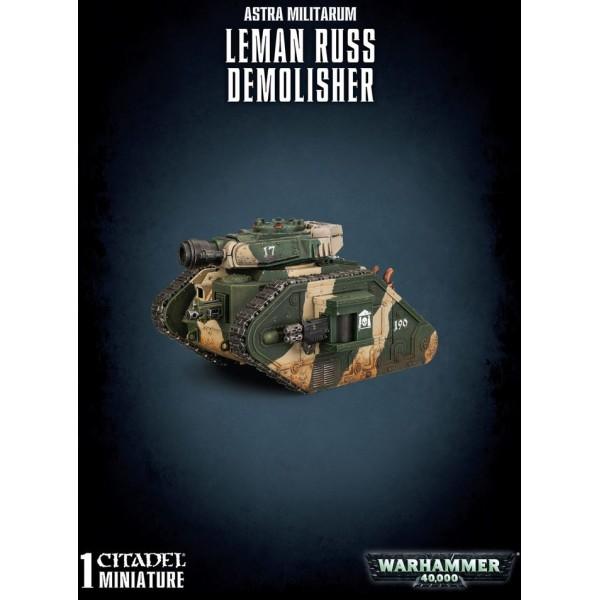 Warhammer 40k - Astra Militarum - Leman Russ Demolisher