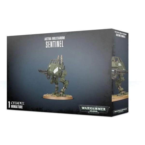 Warhammer 40K - Astra Militarum - Sentinel