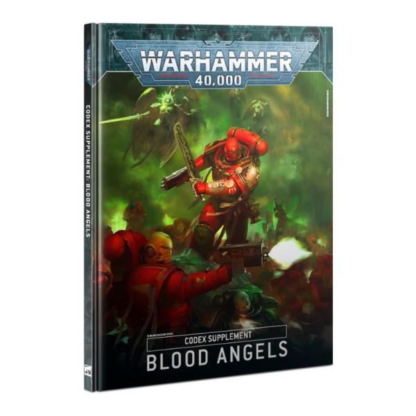Warhammer 40k - Codex - Blood Angels (2020)