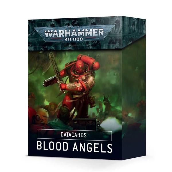 Warhammer 40k - Datacards: Blood Angels (2020)