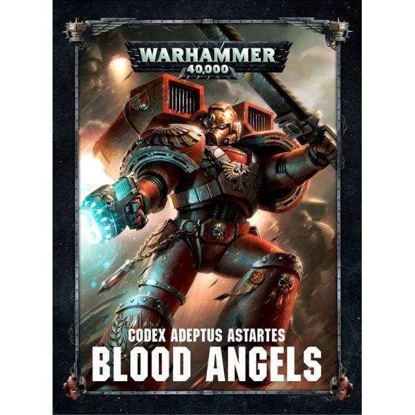 Warhammer 40k - Codex - Blood Angels