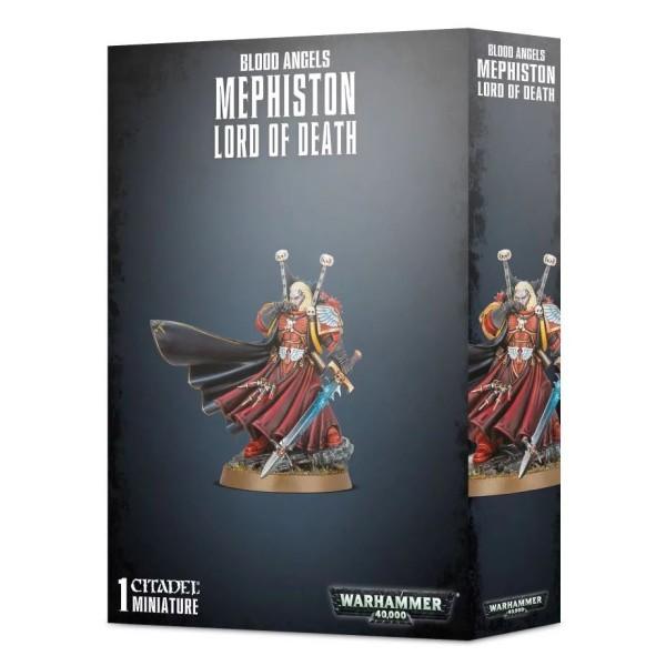 Warhammer 40k - Blood Angels - Mephiston, Lord of Death
