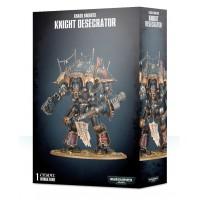 Warhammer 40K - Chaos Knights - Knight Desecrator / Rampager
