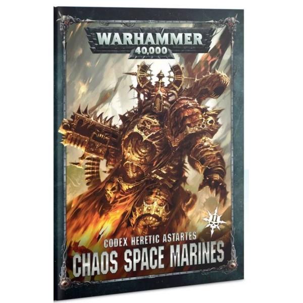 Warhammer 40K - Codex - Chaos Space Marines II