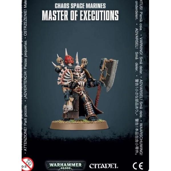 Warhammer-40k-Chaos Marines-Master-of-Executions