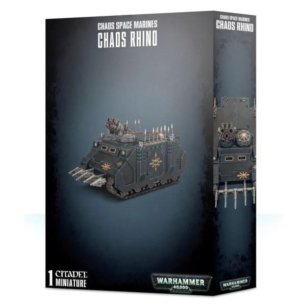Warhammer 40k - Chaos Marines - Chaos Rhino