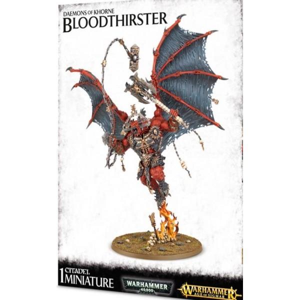 Daemons of Chaos - Daemons Of Khorne Bloodthirster