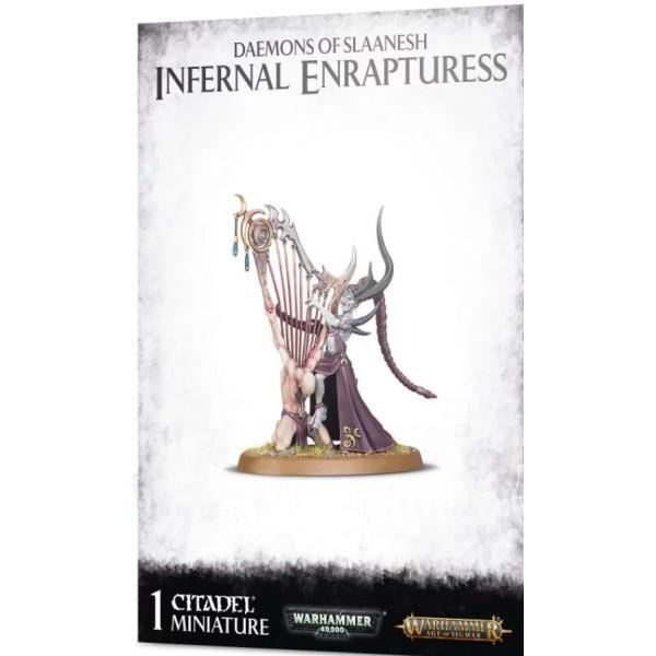 Daemons of Chaos - Daemons of Slaanesh - Infernal Enrapturess