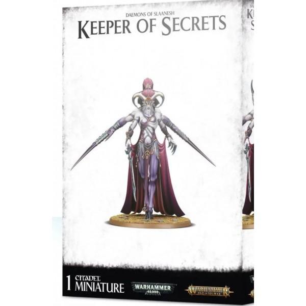 Daemons of Chaos - Daemons of Slaanesh - Keeper of Secrets