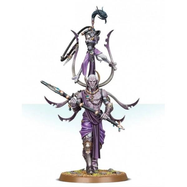 Daemons of Chaos - Daemons of Slaanesh - Syll'Esske: The Vengeful Allegiance