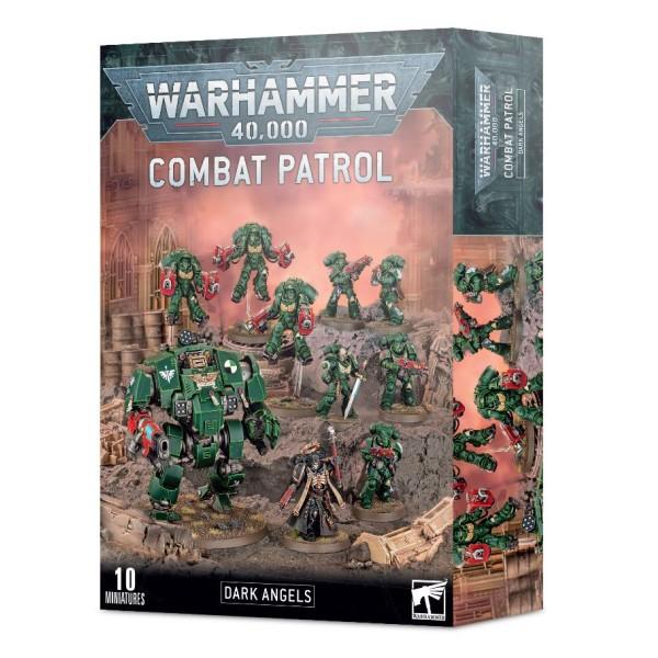Warhammer 40k - Dark Angels - Combat Patrol