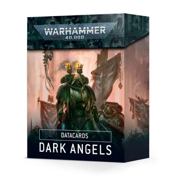 Warhammer 40k - Data Cards - Dark Angels