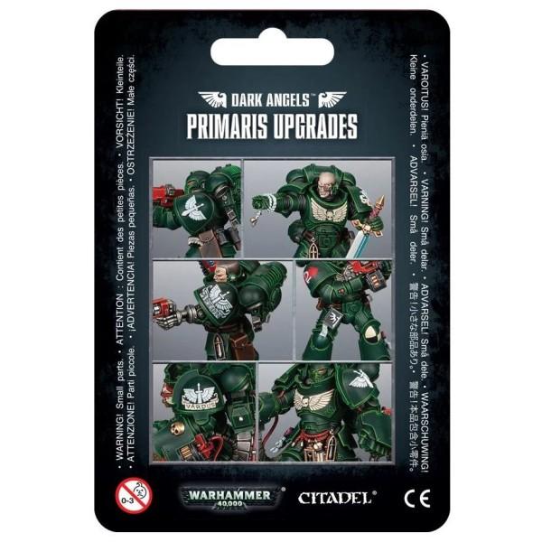 Warhammer 40k - Space marines - Dark Angels - Primaris Upgrades and Transfers